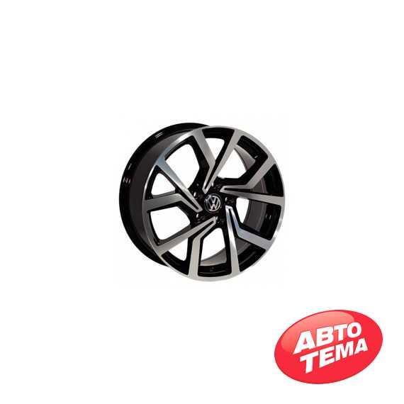 Купить ZW BK5125 BP R14 W6 PCD5x100 E35 DIA57.1