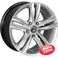 Купить Легковой диск REPLICA SEAT BK5293 HS R16 W7 PCD5x112 ET41 DIA57.1
