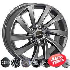 Купить Легковой диск ZW BK5290 GP R16 W6.5 PCD5x112 ET46 DIA57.1