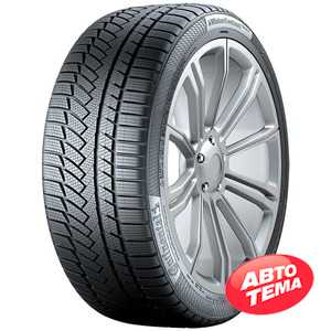 Купить Зимняя шина CONTINENTAL ContiWinterContact TS 850P 255/55R20 110V