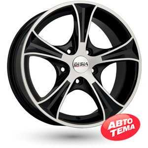 Купить DISLA Luxury 706 BD R17 W7.5 PCD5x108 ET45 DIA67.1