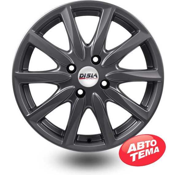 Купить DISLA Raptor 702 GM R17 W7.5 PCD5x112 ET42 DIA57.1