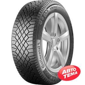 Купить Зимняя шина CONTINENTAL VikingContact 7 245/50R18 104T
