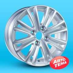 Легковой диск REPLICA 80103 Silver - Интернет магазин резины и автотоваров Autotema.ua