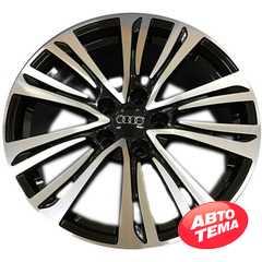 Купить Легковой диск REPLICA LegeArtis A529 BKF R18 W8.5 PCD5x112 ET28 DIA66.6