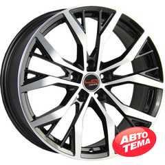 Купить REPLICA Concept-VV517 BKF LegeArtis R16 W6.5 PCD5x112 ET42 DIA57.1