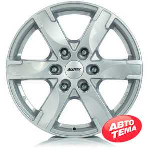Купить Легковой диск ALUTEC Titan Polar Silver R17 W7.5 PCD6x130 ET55 DIA84.1
