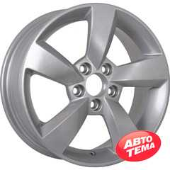 Купить Легковой диск TECHLINE 543 SL R15 W6 PCD5x100 ET40 DIA57.1