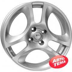 Легковой диск WSP ITALY MaRs MITO AL55 W255 Silver - Интернет магазин резины и автотоваров Autotema.ua