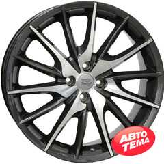 Купить Легковой диск WSP ITALY MITO W254 ANTHRACITE POLISHED R17 W7 PCD4x100 ET37 DIA56.6
