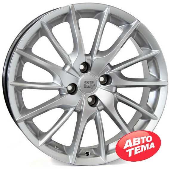 Купить Легковой диск WSP ITALY MITO W254 HYPER SILVER R17 W7 PCD4x100 ET37 DIA56.6
