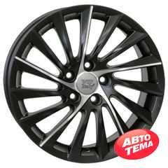 Купить WSP ITALY Giulietta W256 DULL BLACK POLISHED R18 W7.5 PCD5x110 ET41 DIA65.1