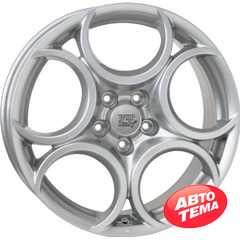 Купить Легковой диск WSP ITALY ROMEO W257 SILVER R18 W7.5 PCD5x112 ET41 DIA65.1