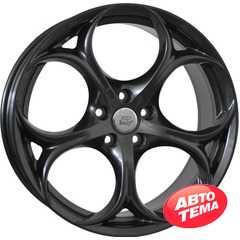Легковой диск WSP ITALY FEDRO W258 ANTHRACITE - Интернет магазин резины и автотоваров Autotema.ua