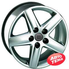Купить Легковой диск WSP ITALY POSITANO W530 SILVER R17 W7.5 PCD5x100 ET33 DIA57.1