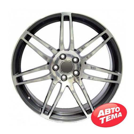 Купить WSP ITALY S8 Cosma W554 (Antracite Polished) R18 W8 PCD5x112 ET35 DIA57.1