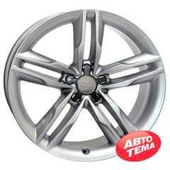 Купить Легковой диск WSP ITALY AUDI W562 AMALFI SILVER R18 W8 PCD5x112 ET40 DIA66.6