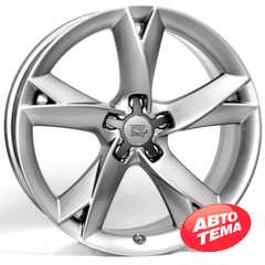 Купить WSP ITALY Potenza AU58 W558 HYPER SILVER R19 W8.5 PCD5x112 ET36 DIA57.1