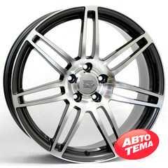 Купить WSP ITALY Cosma Two AU57 W557 Hyper Anthracite R19 W8.5 PCD5x112 ET32 DIA66.6