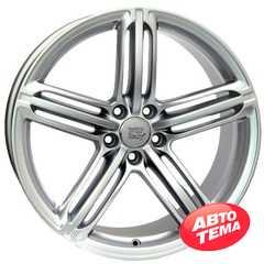 Купить WSP ITALY Pompei W560 (SILVER) R20 W9 PCD5x112 ET35 DIA66.6