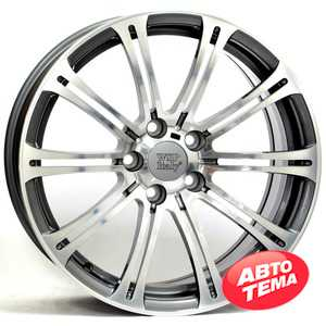 Купить WSP ITALY M3 Luxor W670 (Ant.Pol.) R18 W8 PCD5x120 ET15 DIA74.1
