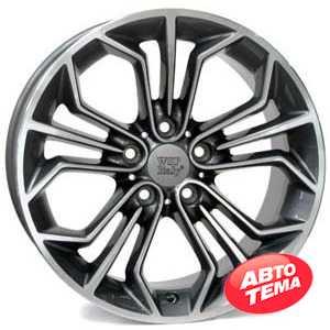 Купить WSP ITALY VENUS W671 ANT.POL. R19 W8 PCD5x120 ET37 DIA72.6