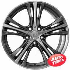 Купить WSP ITALY ILIO W682 ANTHRACITE POLISHED R19 W8 PCD5X120 ET37 DIA72.6