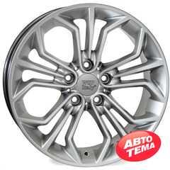 Купить WSP ITALY VENUS W671 HYPER ANTHRACITE R19 W8 PCD5x120 ET37 DIA72.6