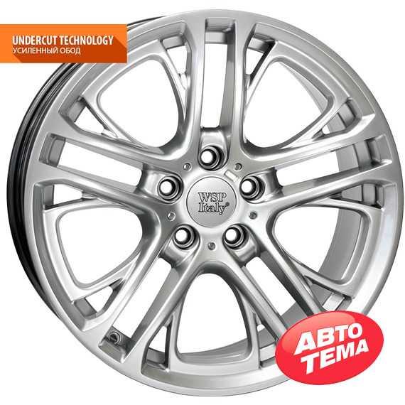 Купить Легковой диск WSP ITALY XENIA W677 HYPER SILVER R19 W9 PCD5x120 ET41 DIA72.6