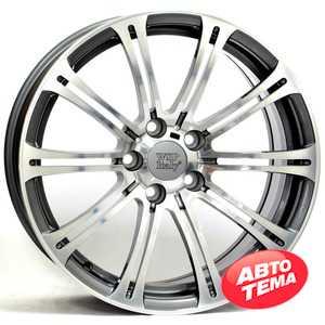 Купить WSP ITALY M3 Luxor W670 (Ant.Pol.) R20 W9.5 PCD5x120 ET17 DIA72.6
