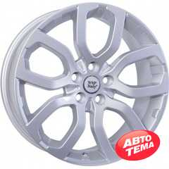 Купить Легковой диск WSP ITALY LIVERPOOL W2357 SILVER R20 W8.5 PCD5x120 ET53 DIA72.6