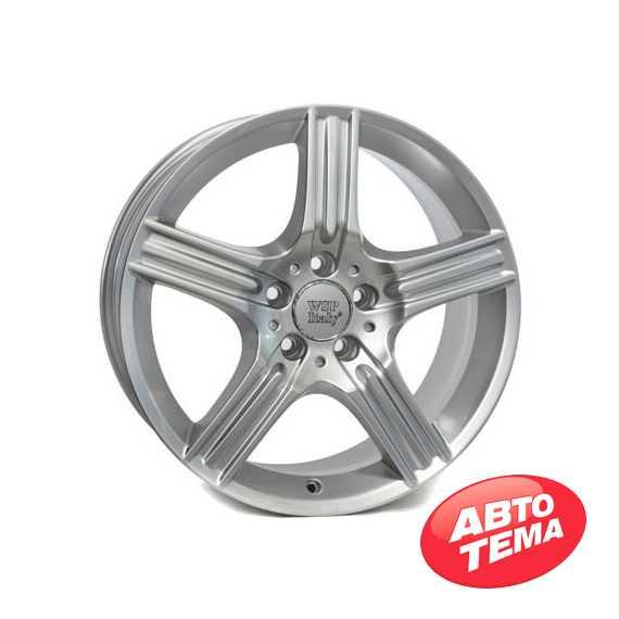 Купить Легковой диск WSP ITALY DIONE W763 SILVER R18 W7.5 PCD5x112 ET47 DIA66.6