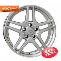 Легковой диск WSP ITALY AMG Vesuvio W759 HYPER SILVER - Интернет магазин резины и автотоваров Autotema.ua