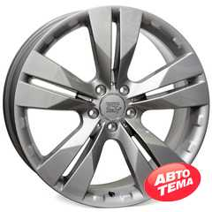 Купить WSP ITALY MERCEDES MANILA ME67 SILVER W767 R18 W8 PCD5x112 ET45 DIA66.6
