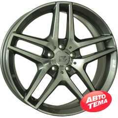 Купить WSP ITALY ENEA W771 ANTHRACITE POLISHED R19 W8 PCD5x112 ET48 DIA66.6