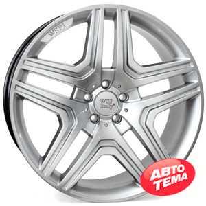 Купить WSP ITALY AMG NERO ME66 W766 HYPER SILVER R19 W8.5 PCD5x112 ET56 DIA66.6