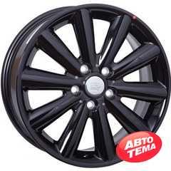 Купить Легковой диск WSP ITALY W1657 ST PETERSBURG GLOSSY BLACK R17 W7 PCD5x112 ET54 DIA66.6