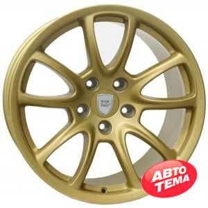 Купить Легковой диск WSP ITALY Corsair W1052 GOLD R19 W12 PCD5x130 ET67 DIA71.6