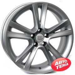 Купить Легковой диск WSP ITALY W1301 SILVER R17 W7 PCD5x100 ET43 DIA57.1