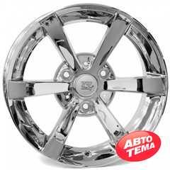 Купить Легковой диск WSP ITALY LEEDS (Rear) W1506 CHROME R15 W6.5 PCD3x112 ET34.5 DIA57.1