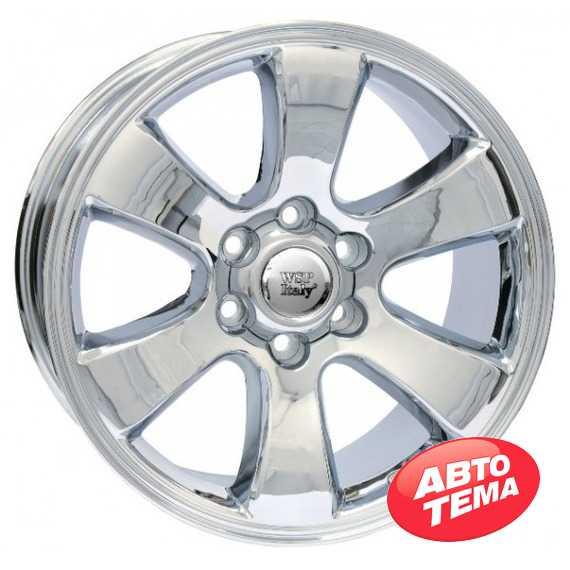 Купить Легковой диск WSP ITALY YOKOHAMA PRADO W1707 CHROME R17 W7.5 PCD6x139.7 ET30 DIA106.1
