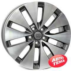 Купить WSP ITALY ERMES W461 ANT.POL. R16 W6.5 PCD5x112 ET46 DIA57.1