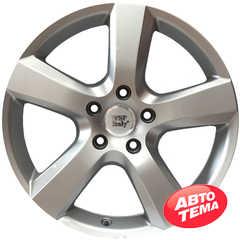 Купить Легковой диск WSP ITALY DHAKA W451 SILVER R18 W8 PCD5x130 ET53 DIA71.6