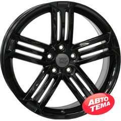 Легковой диск WSP ITALY NISIDA W464 GLOSSY BLACK - Интернет магазин резины и автотоваров Autotema.ua