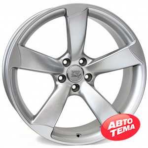 Купить WSP ITALY GIASONE W567 HYPER SILVER R17 W8 PCD5x112 ET26 DIA66.6