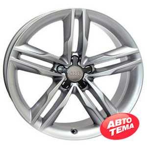 Купить Легковой диск WSP ITALY AUDI W562 AMALFI SILVER R18 W8 PCD5x112 ET31 DIA66.6