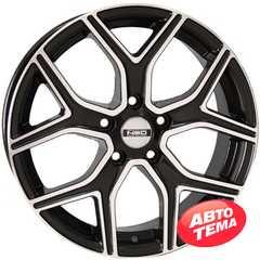 Купить TECHLINE 766 BD R17 W6.5 PCD5x114.3 ET40 DIA66.1