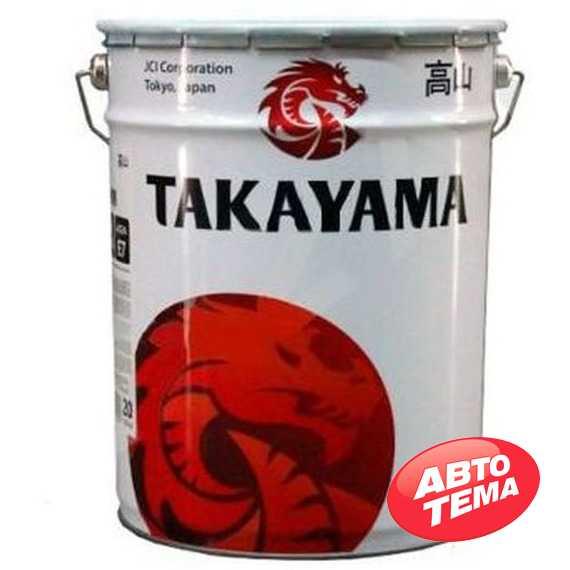 Моторное масло TAKAYAMA Diesel - Интернет магазин резины и автотоваров Autotema.ua