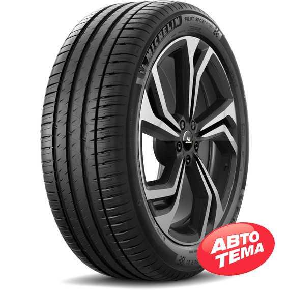 Купить Летняя шина MICHELIN Pilot Sport 4 SUV 245/50R20 102V
