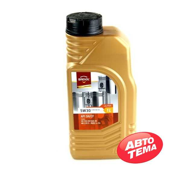 Моторное масло BREXOL ULTRA - Интернет магазин резины и автотоваров Autotema.ua
